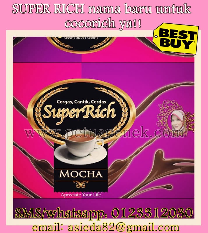 SuperRich Collagen Drink