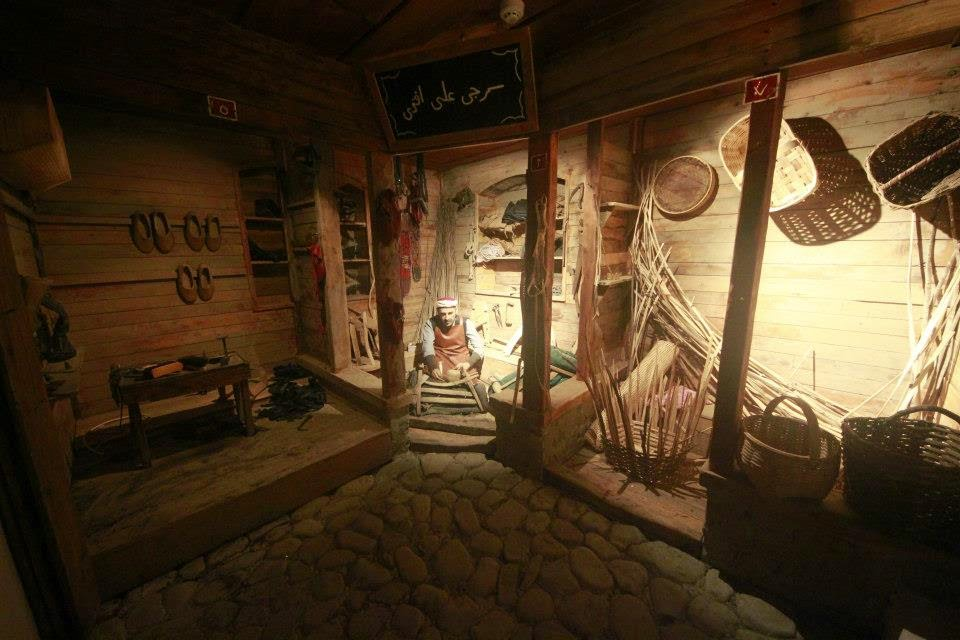 Samsun Kent Müzesi Balmumu