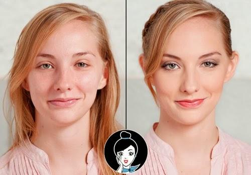 maquillaje de graduacion para chica joven