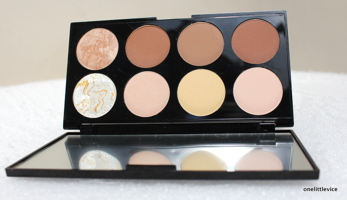 one little vice beauty blog: affordable drugstore contour