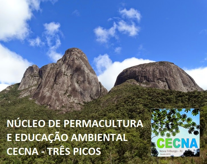 Núcleo de Permacultura e Educação Ambiental CECNA - Três Picos