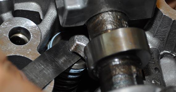 Zona Otomotif Nih Rumus Atur Kerenggangan Klep Honda Cbr250r