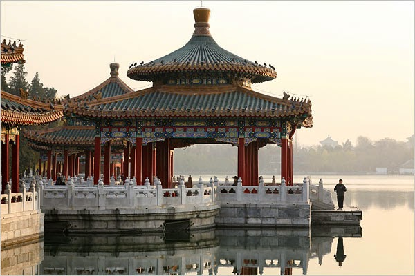 Beijing, mezcla de tradición y modernidad