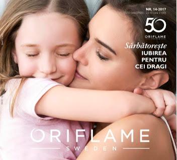 Catalog Oriflame C14 2017