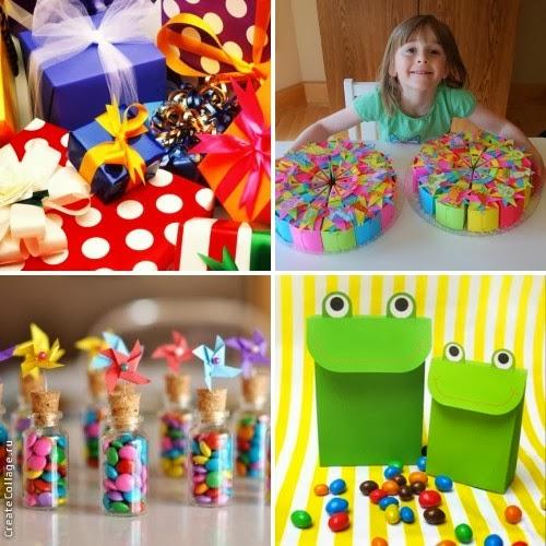 Подарки детям гостям на день рождения 818