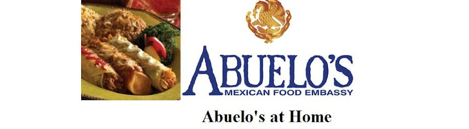 Abuelo's Restaurant Copycat Recipes