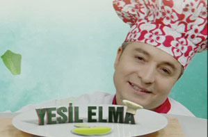 Oktay Usta le Yeil Elma