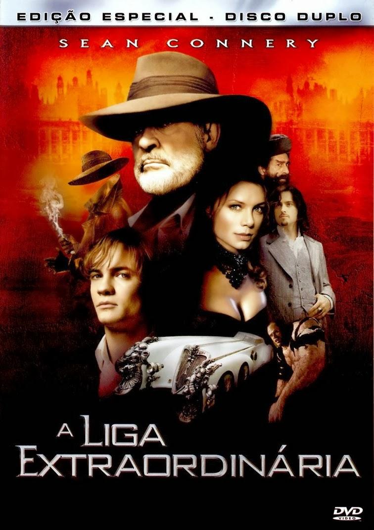 A Liga Extraordinária – Dublado (2003)
