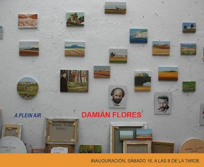 Damián Flores. A Plein Air