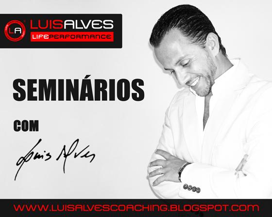 SEMINÁRIOS COM LUIS ALVES