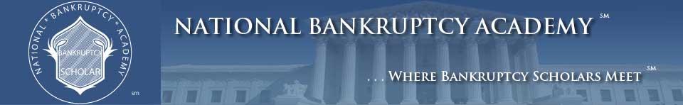 Bankruptcy Scholar