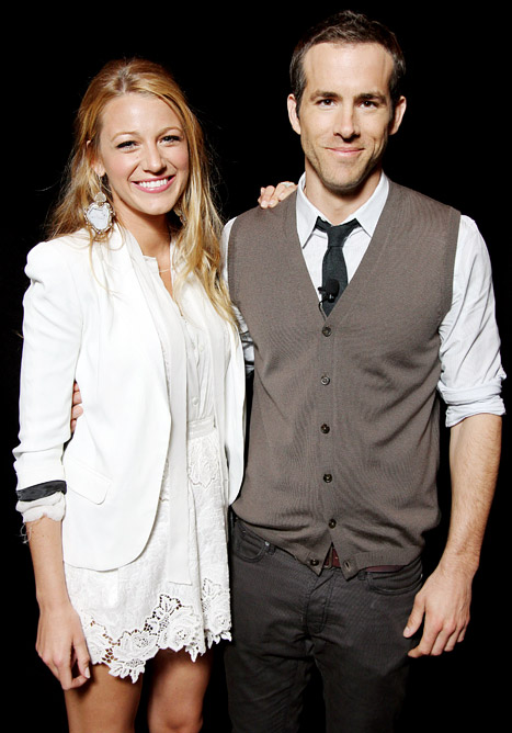 Blake Lively and Ryan Reynolds Are Married!