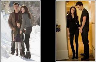 Imagem (Still) de Amanhecer Parte 2 com Bella ,Edward e Renesmee