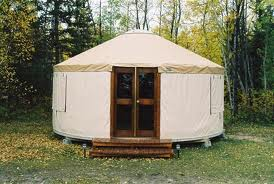 Yurt & Tent Living: April 2012
