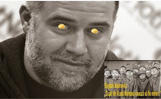 Bogdan Naumovici-visul copiilor din Roșia Montană e să fie mineri