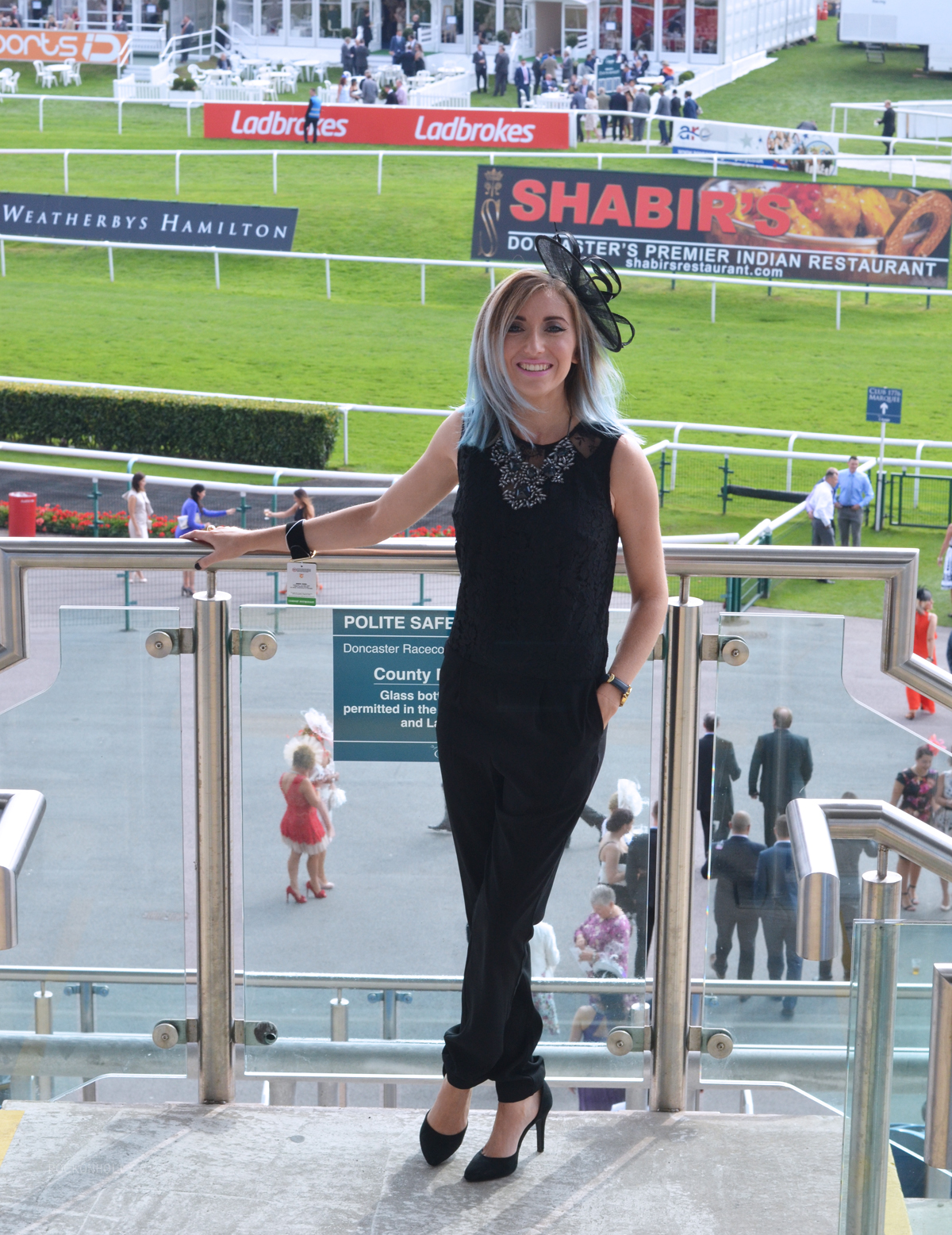 Outfit for Ladbrokes Ladies Day at the Races - Doncaster