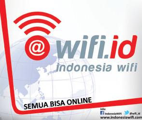 cara internet gratis dengan wifi@id
