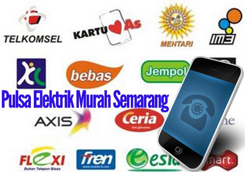 Pulsa Elektrik Murah Semarang Adalah Kata Kunci Yang Amat Berat Di