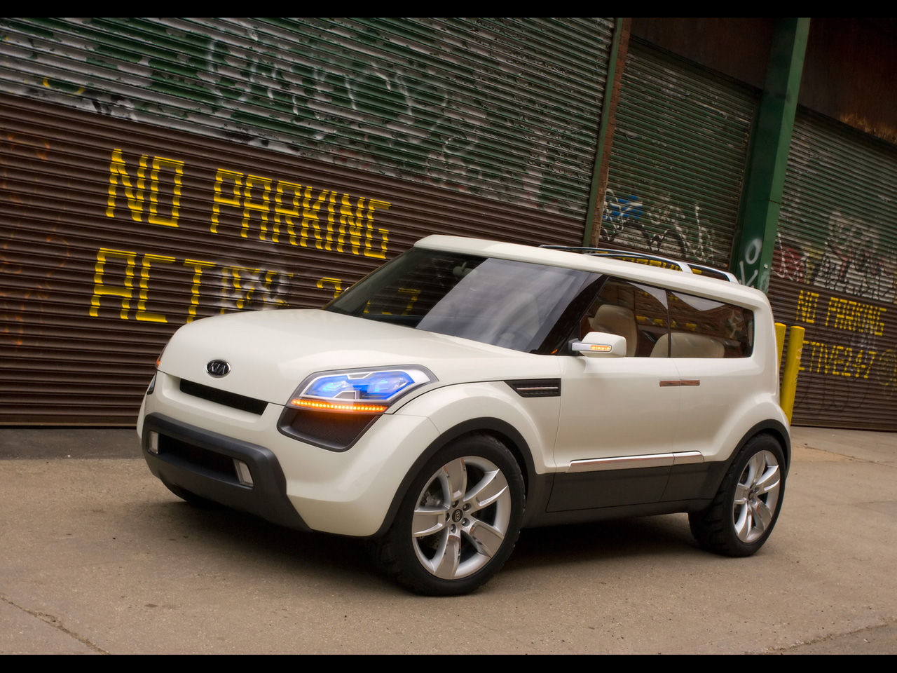 Lovely KIA SOUL 2011 Review And Specification