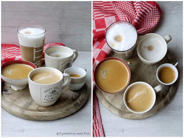 Experimente aus meiner Küche: Cremesso Caffè Latte  [Produktvorstellung]
