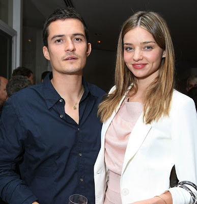 Orlando Bloom Breakup With Miranda Kerr Rumor