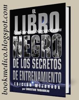 libro negro secretos entrenamiento