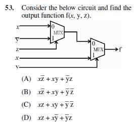2012 June UGC NET in Computer Science and Applications, Paper III, Question 53