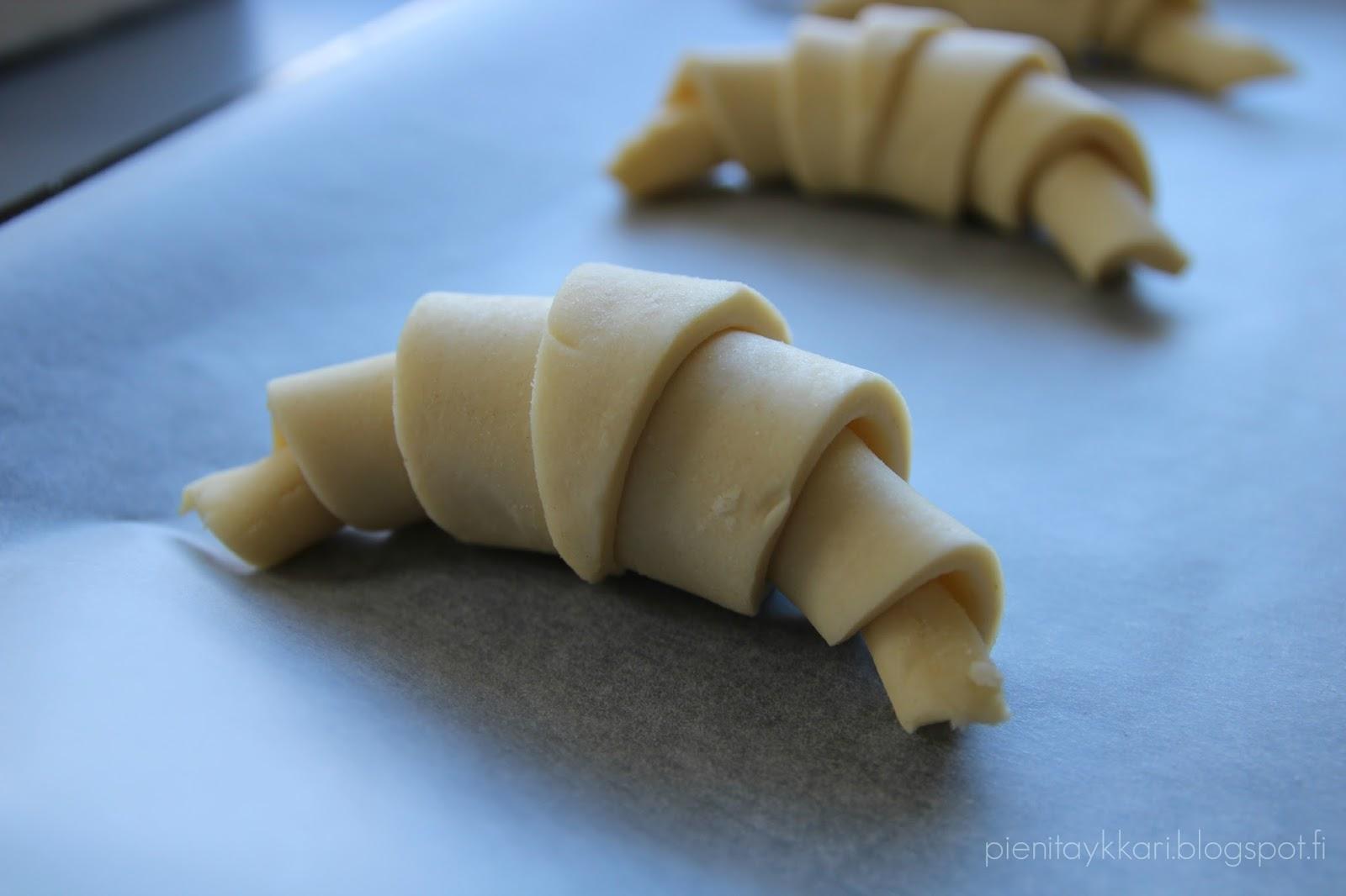 valmis croissant taikina