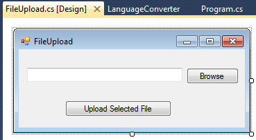 File Upload in C#.Net Windows Application « Asp.Net,MVC,C#.Net,VB on abstract window toolkit, asp.net, code access security, component object model, graphics device interface, application chart, windows api, common language runtime, visual basic .net, application menu, windows presentation foundation, windows communication foundation, application paper, microsoft visual studio express,