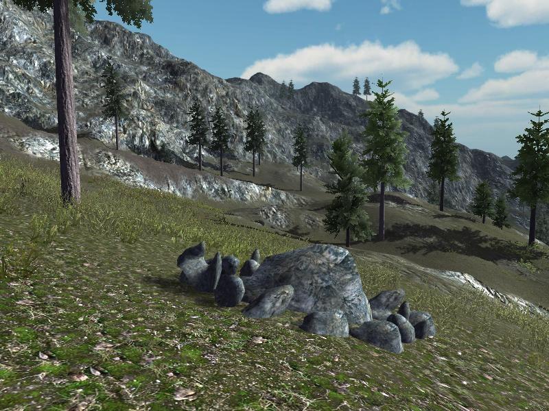 Download Game Rock Simulator 2015, Jalani Hidup Sebagai Batu