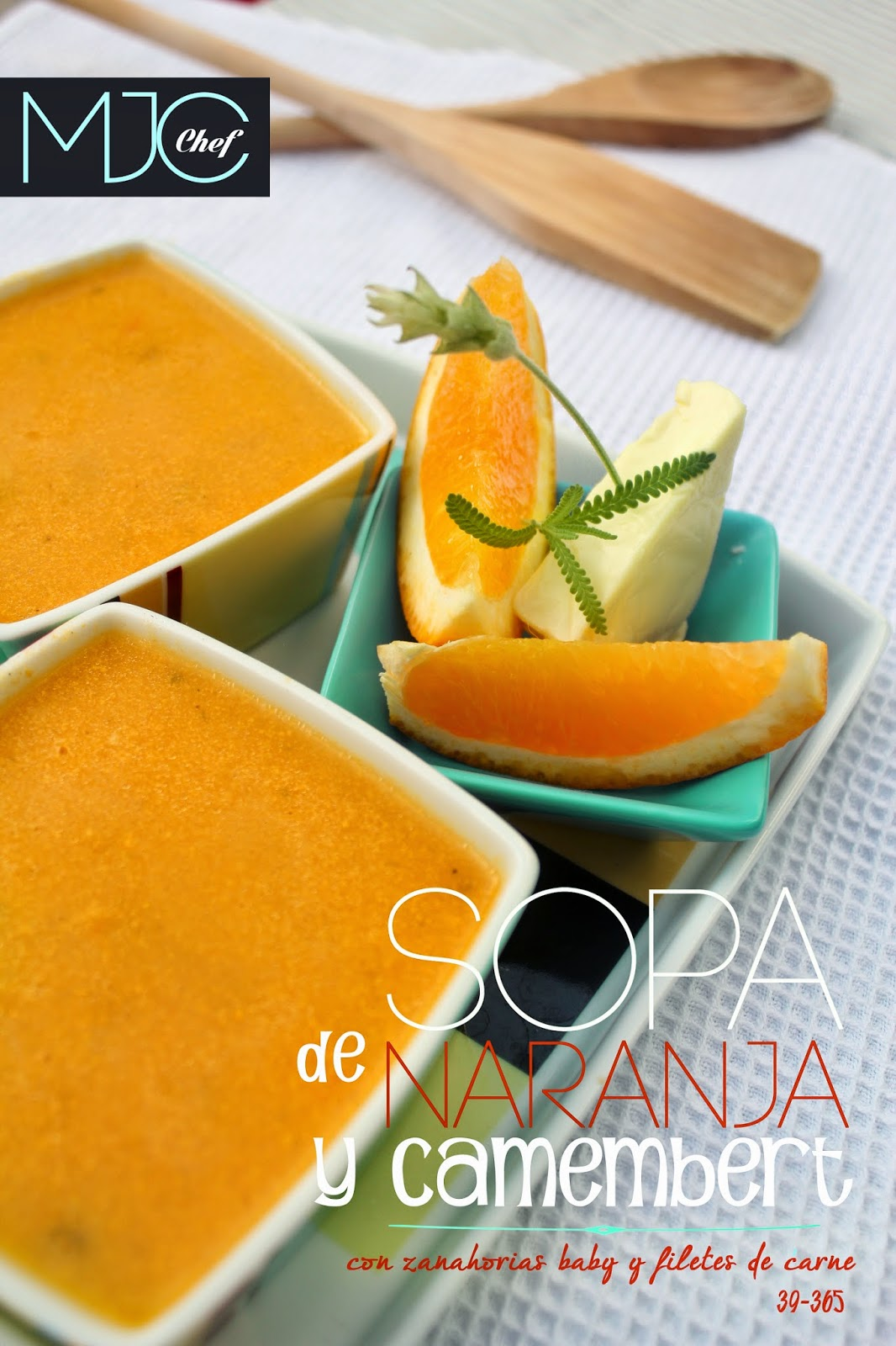 Sopa de naranja