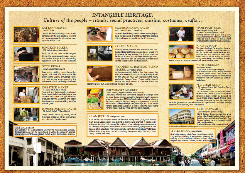 Penang Private Tour Guide World Heritage Site George Town 1