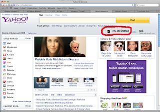 Gak bisa login ke Yahoo Mail