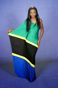 TANZANIA MISS WORLD