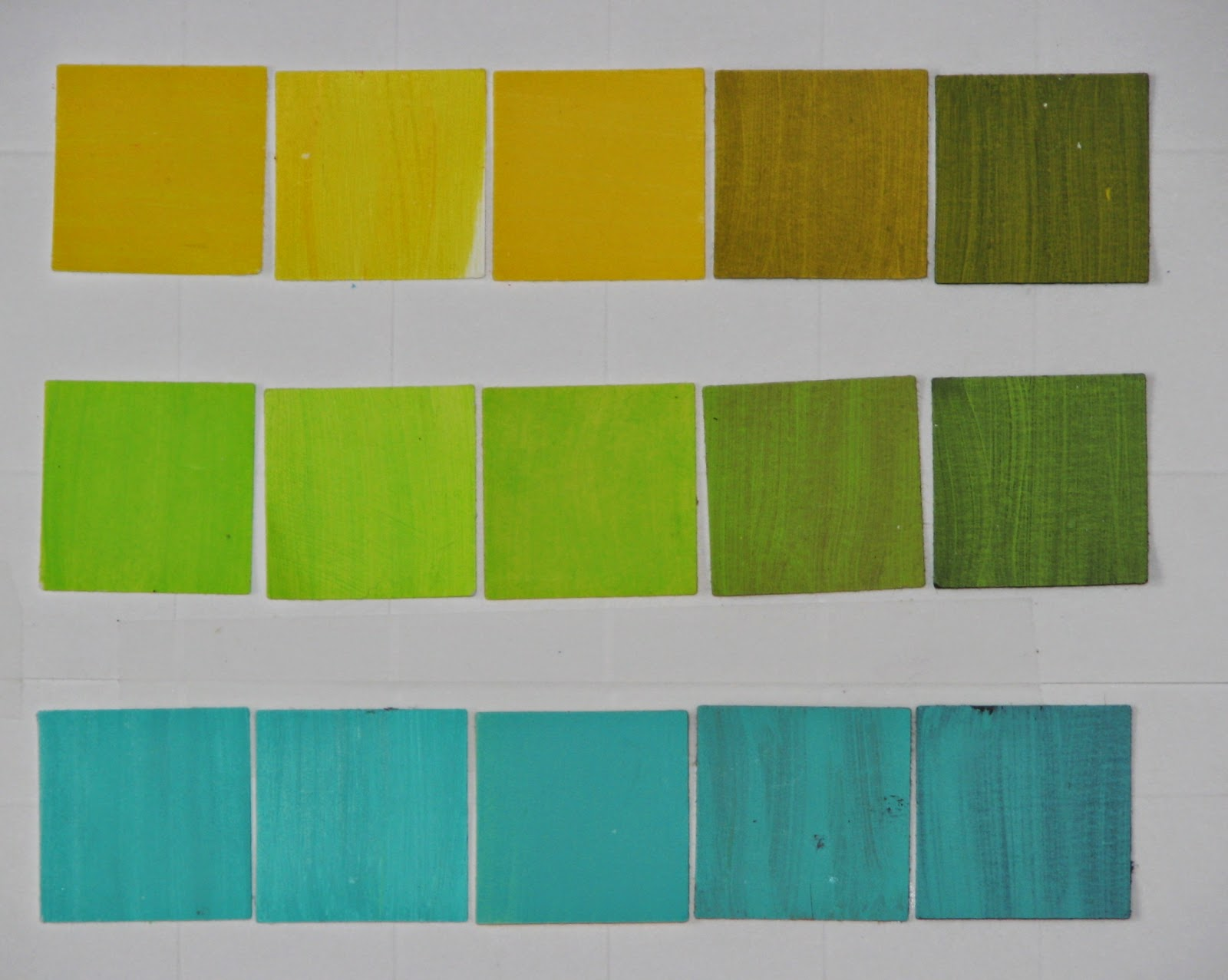 Ink Stains Dina Wakley Paint Color Swatch
