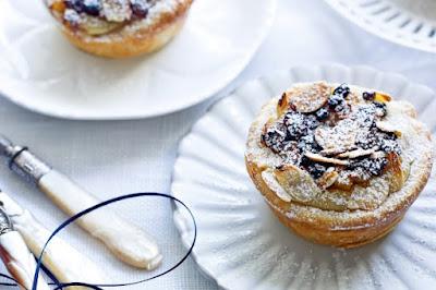 Festive portuguese tarts Recipe