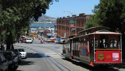 San Francisco, Californien, USA