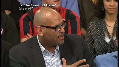 John Amaechi on The Big Questions 25/03/2012