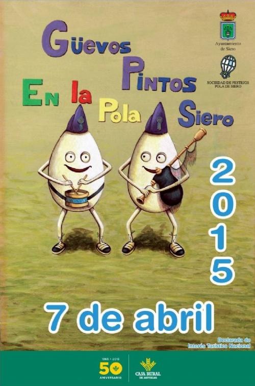 Cartel de los Güevos Pintos, 2015