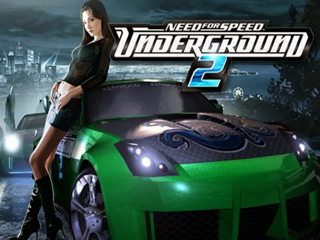 Free Download PC Games : Need For Speed Underground 2