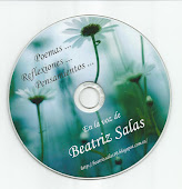 Primer CD de Beatriz Salas Escarpa