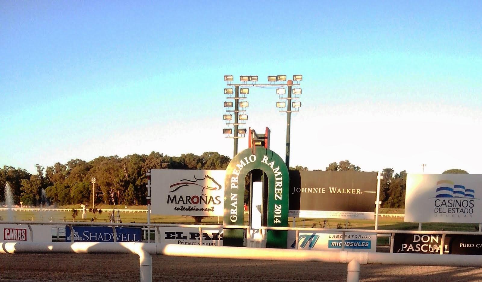 Hipódromo de Maroñas - Montevideu