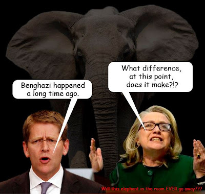 Unraveling the Benghazi cover-up