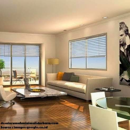 gambar desain rumah minimalis modern 1