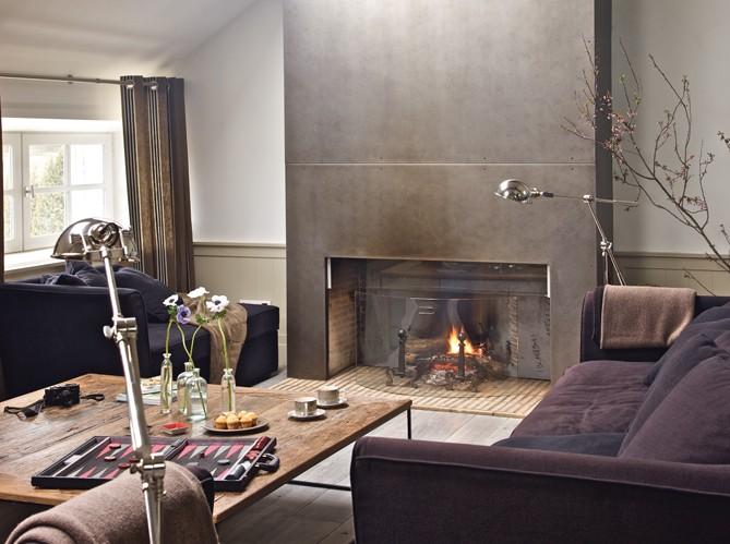 Home Decor Fireplace