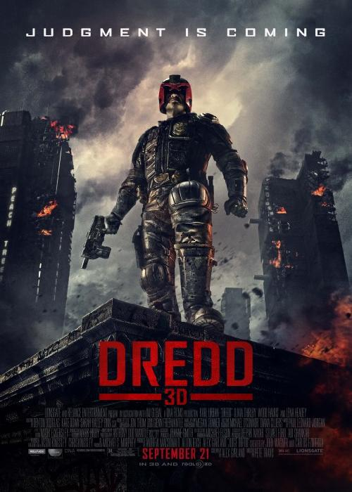 Dredd 3D 2012