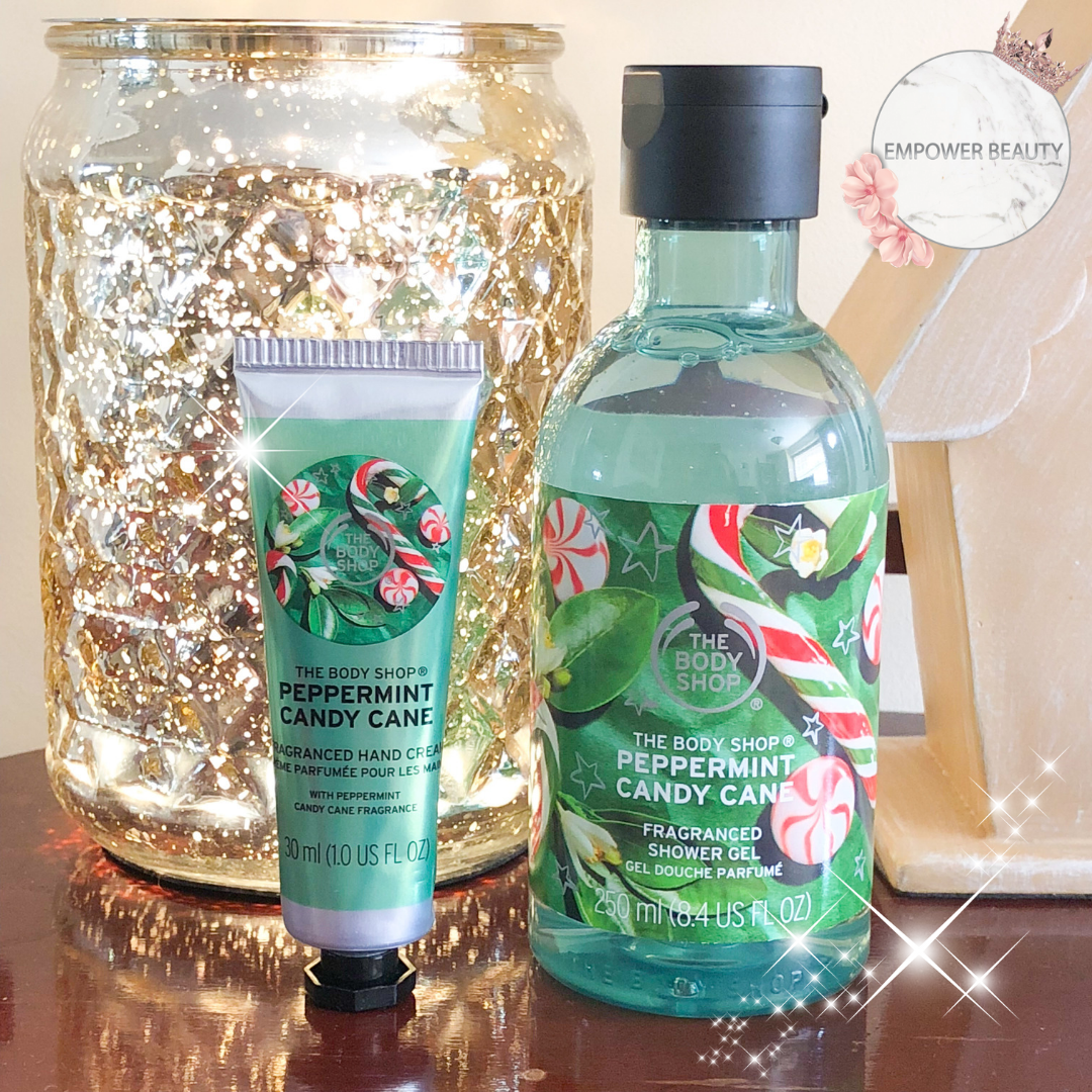 The Body Shop | Peppermint Candy Cane