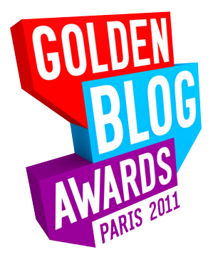 logo golden blog awards 2011