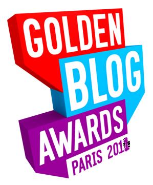 logo golden blog awards 2011