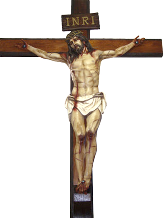 """""""Mas nós pregamos Cristo crucificado, escândalo para os judeus e loucura para os pagãos"""" I COR 1,23"""